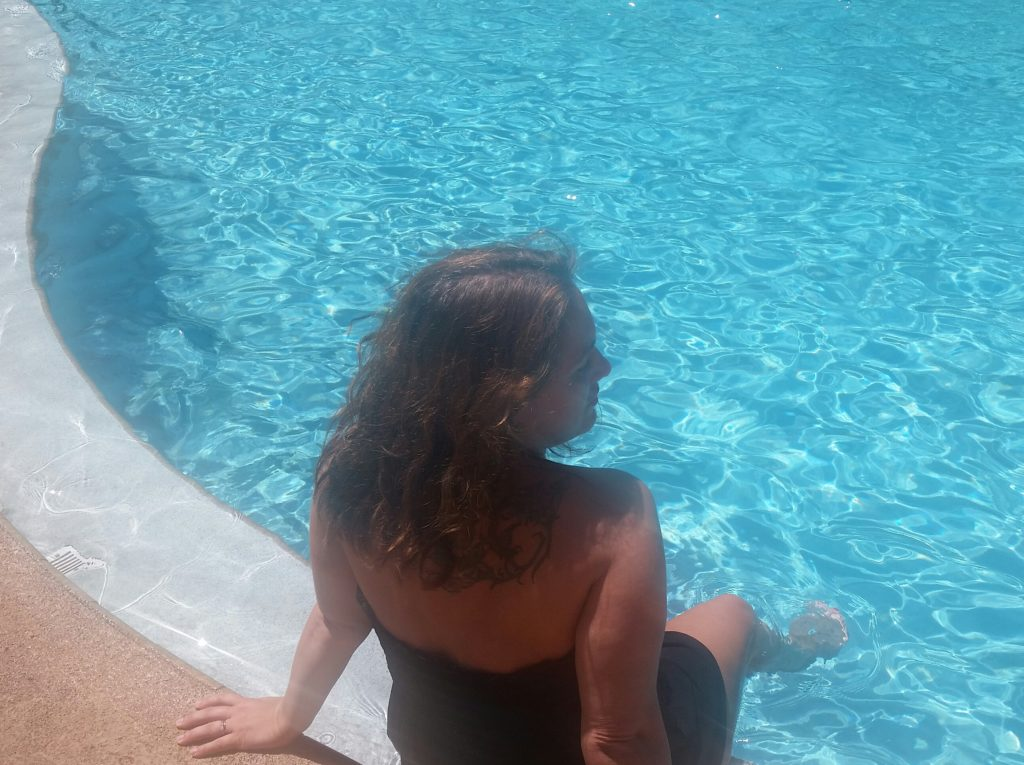 My Happy Place.. The Hampton Inn Oceanfront Jacksonville Beach, Florida.