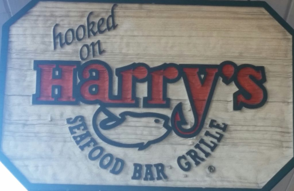 Harry's Seafood Bar & Grille.. St. Augustine, Florida